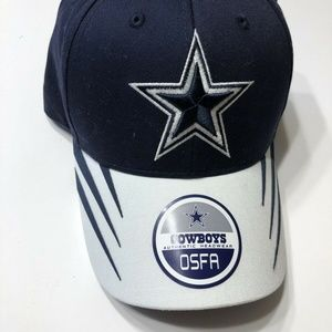 Other - NWT Dallas Cowboys OSFA Baseball Deadstock Hat Cap
